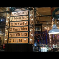 Photo taken at Hofbräuhaus Newport by Keven B. on 12/7/2012