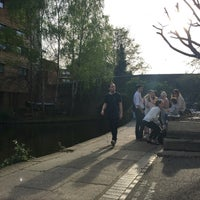 Photo taken at Towpath Cafe by Maximilian H. on 5/6/2016