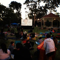 Photo taken at Unley Soldier's Memorial Gardens by Road Movie M. on 12/14/2013