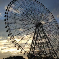 Photo taken at Diamond and Flower Ferris Wheel by Love_parks on 7/29/2013