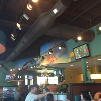 Photo taken at Mellow Mushroom by FredSocial on 10/6/2012
