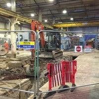 Photo taken at CarnaudMetalbox Engineering Ltd. by Adam C. on 11/28/2015