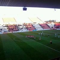 Photo taken at Nou Estadi by Rebeca A. on 12/9/2012