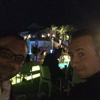 Photo taken at Beach Bar Limra by Semih on 5/21/2016