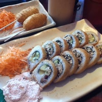 Photo taken at Sushi Mr. Niko by Hugo zan on 6/27/2013