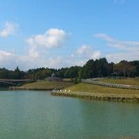 Photo taken at 亀山PA (上り) by Kazunori M. on 11/18/2012