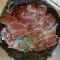 Photo taken at Hideki Sushi Bar e Restaurante by Daniele S. on 12/19/2012