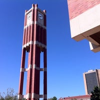 Photo taken at Bizzell Memorial Library by Rita R. on 10/15/2012