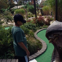 Photo taken at Essex County Mini Golf Safari by Stephanie L. on 9/29/2013