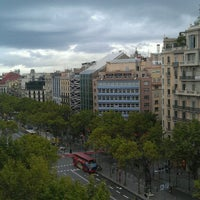 Photo taken at Hotel Paseo de Gracia by александр э. on 7/11/2014