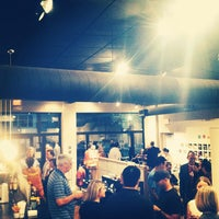 Photo taken at Redtree Art Gallery and Coffee Shop by Matt H. on 10/4/2013