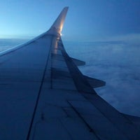 Photo taken at 35000 feet over Texas by kYcHo ® on 9/26/2013