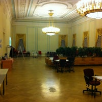 Photo taken at ЮниКредит Банк / Unicredit Bank by Dmitry A. on 11/19/2012