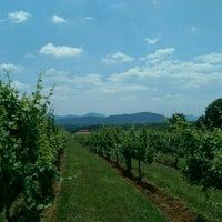 Photo taken at Afton Mountain Vineyards by Scott A. on 6/12/2016