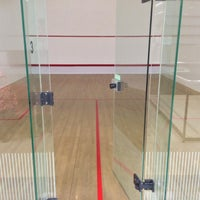 Photo taken at Hong Kong Squash Centre 香港壁球中心 by Igor P. on 1/10/2014
