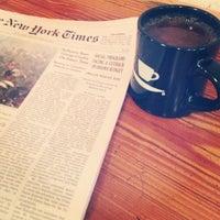Photo taken at Ninth Street Espresso by Brian B. on 4/5/2013