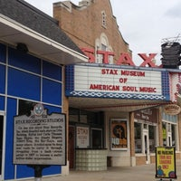Photo taken at Stax Museum of American Soul Music by Ashley H. on 10/5/2012