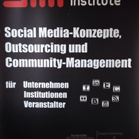 2/20/2014にLars K.がSMI SocialMedia Institute - Creative-Officeで撮った写真