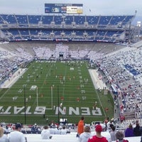 Photo taken at Beaver Stadium by Pedro D. on 10/27/2012
