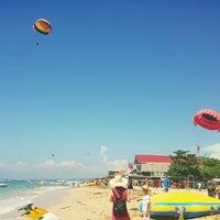 Photo taken at Tanjung Benoa Beach by Ricard S. on 7/6/2016