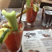 Photo taken at Linda's Tavern by Kristina L. on 6/29/2013