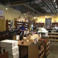 Photo taken at Ferry Plaza Wine Merchant by UrbanFoodMaven on 5/2/2014
