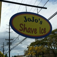 Photo taken at Jo Jo's Shave Ice by Monica R. on 4/24/2016