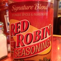 Photo taken at Red Robin Gourmet Burgers by Mojo T. on 12/1/2012