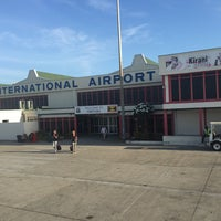 Photo taken at Maurice Bishop International Airport (GND) by Neville E. on 4/14/2016