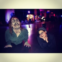 Photo taken at Screemers by Dana H. on 10/27/2013