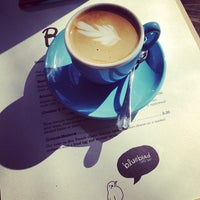 Photo taken at Bluebird Coffee Shop by Mayssam S. on 3/30/2013