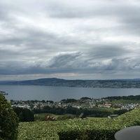 Photo taken at Panorama Resort Feusisberg by Zuhal K. on 6/26/2016