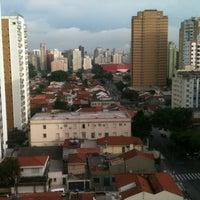 Photo taken at Mercure São Paulo Vila Olímpia by Magnun R. on 1/7/2013