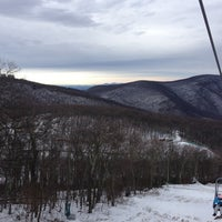 Photo taken at Wintergreen Resort by Chris L. on 12/31/2012