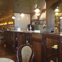 Photo taken at Devotion Cafe Hilton Bogota by Semartin on 5/16/2012