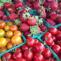 Photo taken at Ferry Plaza Farmers Market by Paulina on 8/20/2013