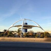 Photo taken at Tom Bradley International Terminal (TBIT) by Hitesh S. on 1/20/2013