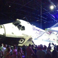 Photo taken at Kennedy Space Center Visitor Complex by Martin on 7/2/2013