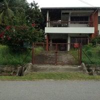 Photo taken at Rumah Hantu Seksyen 2 by Liny J. on 10/10/2012