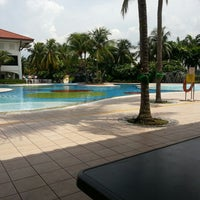 Photo taken at Orchid Country Club Swimming Pool by Shirley L. on 10/23/2013