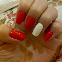 Photo taken at In the Garden - Nail Spa by Jeabchan P. on 9/15/2012