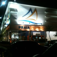 Photo taken at Praia Shopping by Cássia S. on 10/20/2012