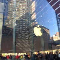 Photo taken at Apple Upper West Side by aмanda~ on 11/23/2012