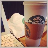 Photo taken at Starbucks by aмanda~ on 2/2/2013