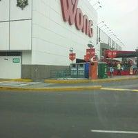 Photo taken at Wong by Carlos C. on 11/18/2012