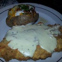 Photo taken at Saltgrass Steak House by Ramon C. on 7/19/2013