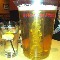 Photo taken at Boston Pizza by Kerri R. on 3/17/2013
