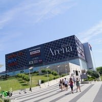 Photo taken at Arena Plaza by Andrei H. on 6/19/2013