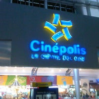 Photo taken at Cinépolis by holan on 2/19/2013