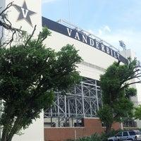 Photo taken at Vanderbilt Stadium - Dudley Field by Michael G. on 6/2/2013